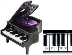 CD-плеер Cathay PK-24 в виде рояля