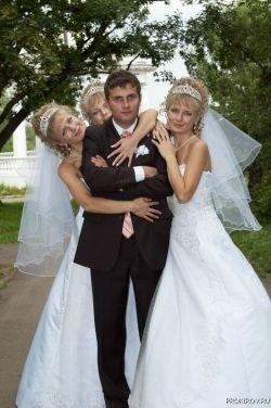 Шведская семья: тройное удовольствие