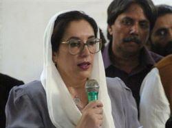 Беназир Бхутто вернулась в Пакистан