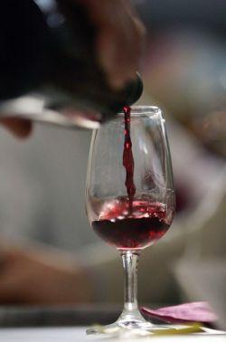 Лук и вино полезны для сердца