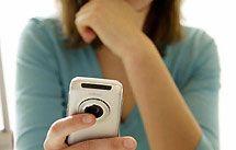 Частое использование мобильного вредит здоровью