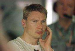 Мика Хаккинен завершил спортивную карьеру