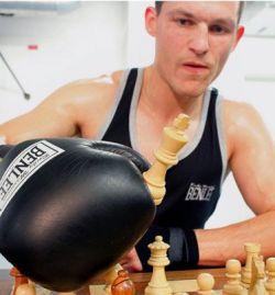 Новый вид спорта — шахбокс