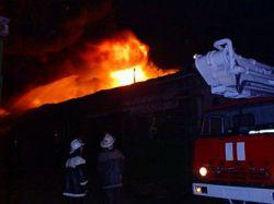Люди сгорели в доме престарелых из-за позднего сообщения о возгорании и неправильных действий персонала