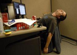 «Офисная болезнь» таит много опасностей: от синдрома хронической усталости до преждевременной смерти