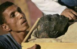 Впервые за 3 тысячи лет лицо Тутанхамона открыто широкой публике (фото)