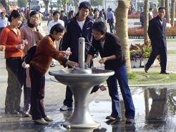 С водой в Пекине во время Олимпийских игр вопросов быть не должно
