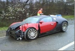 Как не надо водить машину: 10 самых дорогостоящих аварий