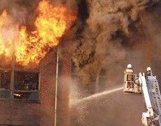 Крупнейшие пожары в социальных учреждениях России