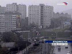 Жилые кварталы Владивостока из-за аварии осталась без света