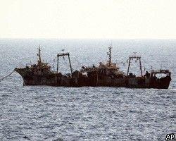 Филиппинские моряки подняли бунт в Индийском океане