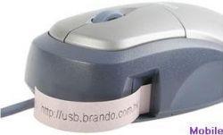 Casio представляет новую USB-мышь, умеющую печатать этикетки