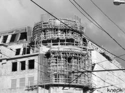 В России строители работают без страховки