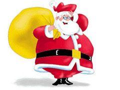 В Великобритании Санта-Клауса заставят похудеть к Рождеству