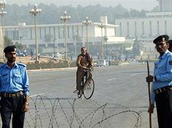 В столице Пакистана Исламабаде отключена сотовая связь