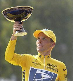 """Семикратный победитель велогонки \""""Тур де Франс\""""  Лэнс Армстронг побил личный рекорд в марафоне"""