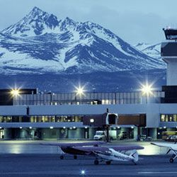 Китайцы строят аэропорт в горах
