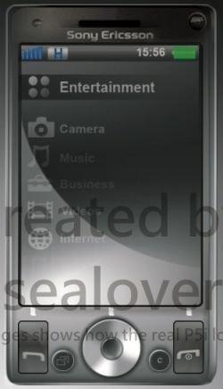 Sony Ericsson P5i: фотографии, характеристики, время анонса