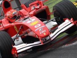 Михаэль Шумахер примет участие в тестовых заездах Ferrari