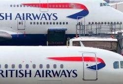 British Airways названа худшей авиакомпанией Европы