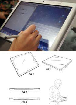 Компания Asus помогает Apple разрабатывать Tablet Mac