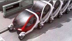 City Car - складной электромобиль