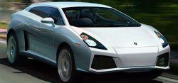 Lamborghini готовит внедорожник SUV