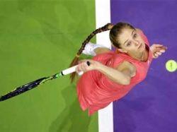 Анна Чакветадзе проиграла Жюстин Энен на старте итогового турнира WTA
