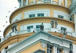 Центр Москвы застроят элитным жильем