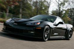 """Американцы создали на базе Corvette 600-сильный \""""карбоновый\"""" суперкар C6RS"""