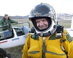 Поиски авиатора Стива Фоссета продолжаются