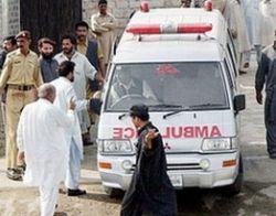 Число людей погибших в результате взрыва в Афганистане достигло 90 человек