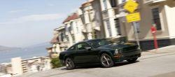 Новое поколение Mustang Bullitt 2008 от Ford
