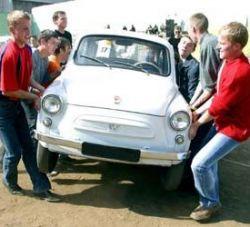 Москвичам будут сообщать об эвакуации их машин