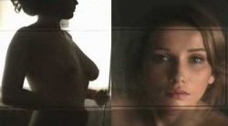 Анфиса Чехова показала свою голую грудь в фильме «Страшилки советского детства» (видео)