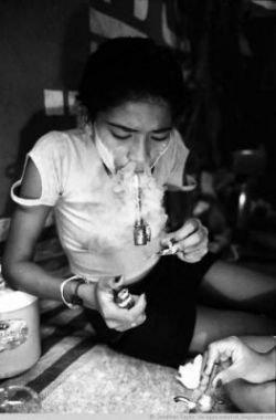 Власти Таиланда объявили войну наркотикам (фото)