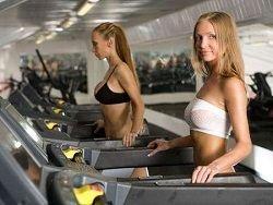 Занятия на тренажерах снижают аппетит, а не вес