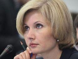 """Баталина: """"ЕР"""" готова к обсуждению с президентом всех проблем"""