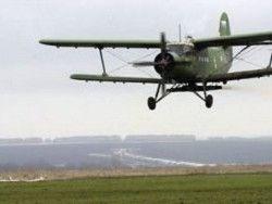 В Югре при посадке загорелся самолет Ан-2
