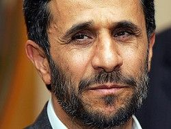 Ахмадинежад поздравил ХАМАС с