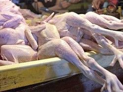 Россельхознадзора обнаружил опасные бактерии в украинском мясе