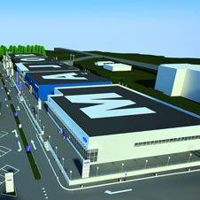 В Москве на Новорижском шоссе открылся автомобильный гипермаркет Major City