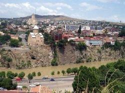 В Тбилиси объявлено чрезвычайное положение