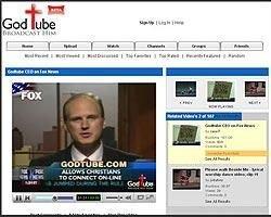 GodTube несет религию в массы. Христианский сайт стал самым успешным интернет-проектом в США