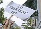 Джордж Буш призвал Первеза Мушаррафа провести выборы
