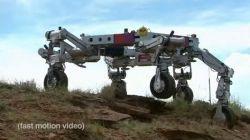 Робот-атлет готов к полету на Луну