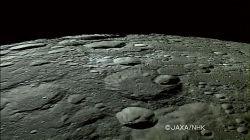 Впервые получено видео высокой четкости лунной поверхности (фото)