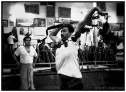 Как в Иране занимаются фитнесом? (фото)