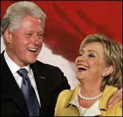 Семью Клинтонов - Хиллари Клинтон и Билла Клинтона - обвиняют в убийстве
