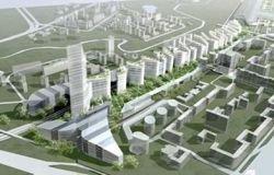 Mirax Group построит над железной дорогой башню высотой 240 м
